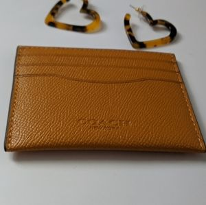Coach Accessories - Authentic Coach Card Holder